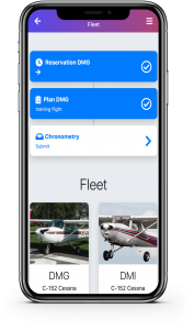 aircraft rental scheduling software flight planning