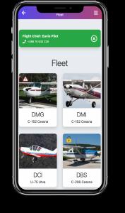aircraft rental scheduling software